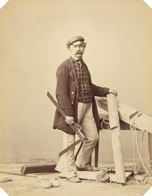 4509: Angerer, Ludwig: Individual Male Portraits