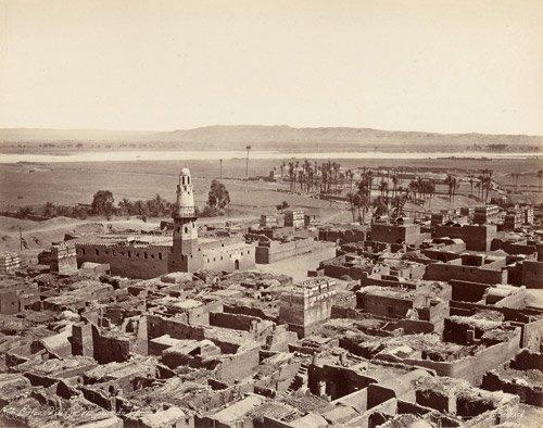4513: Béchard, Émile: Veiws of Egypt