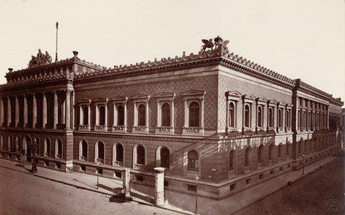 4518: Berlin: Reichsbank, Berlin