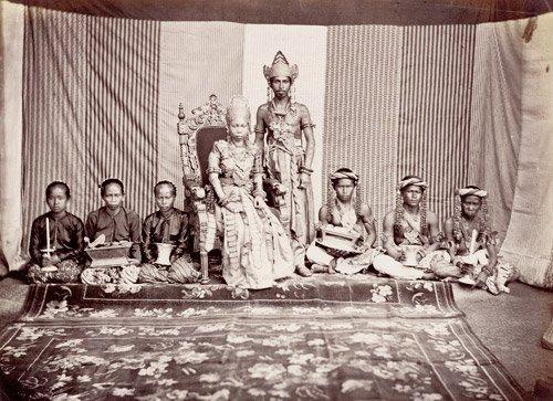 4520: Borneo: The Crown Prince and Princess of Koetei