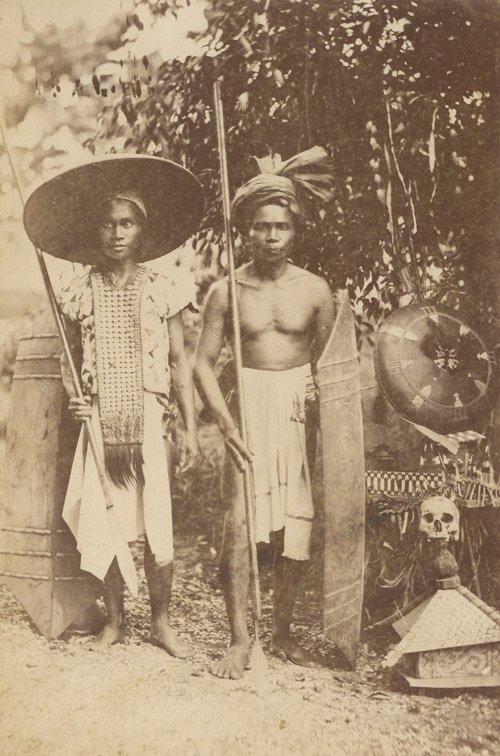 4521: Borneo: Headhunters