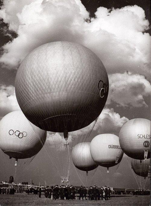 4611: Aviation (Alex Stöcker): Great Balloon Show on Oc
