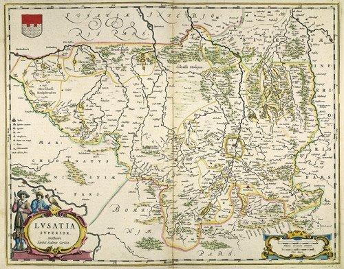 4: Blaeu, Willem und Joan.: Theatrum Orbis Terrarum. Sa
