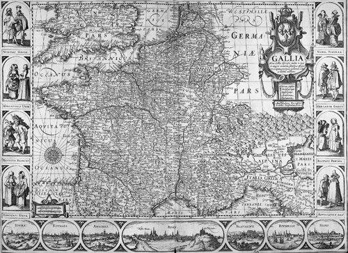 11: Janssonius, Johannes: Atlantis maioris appendix. Am