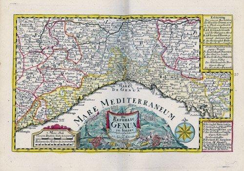 16: Schreiber, Johann Georg: Atlas selectus1749