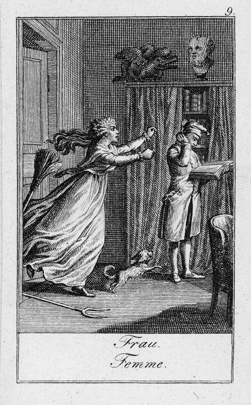 1801: 1801: Almanac de Goettingue: pour l'année 1799