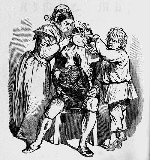 1810: 1810: Humoristische Volkskalender: Sammelband mit