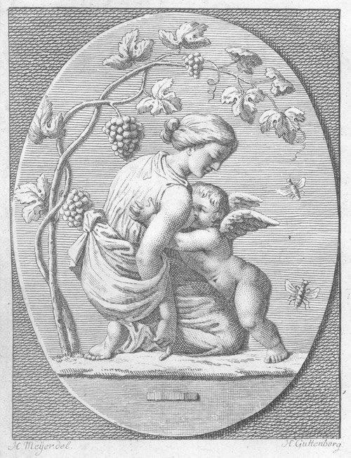 1812: 1812: Schiller, Friedrich: Musen-Almanach für das