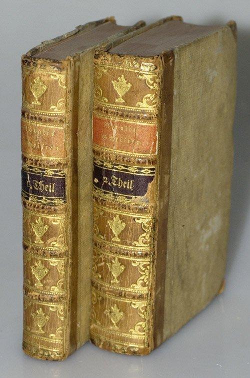 2156: 2156: Novalis: Schriften. Hrsg. v. Schlegel. 1802