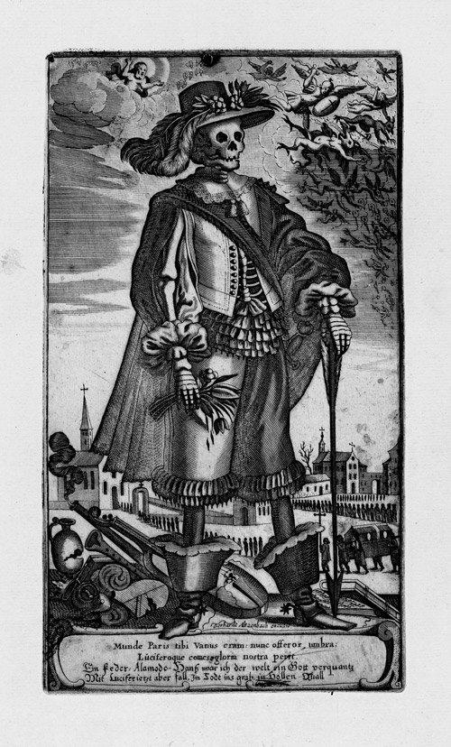 5011: Altzenbach, Gerhard: Der Tod als Edelmann und Ede
