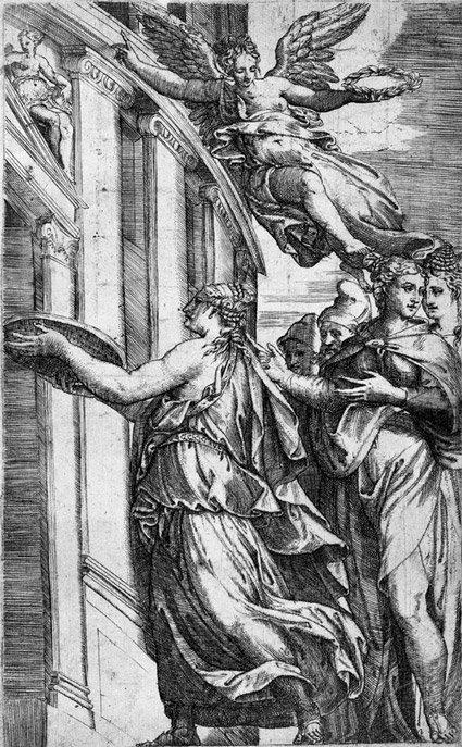5013: Angolo, Giovanni Battista d': Die Vestalin Tuccia