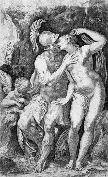 5015: Angolo, Marco d': Mars und Venus