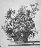 5169: Keulen, Gerard van: Blumenstrauß mit Rosen, Passi