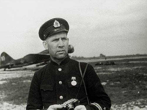 4002: Kudojarow, Boris: Portrait of Boris Kudojarow