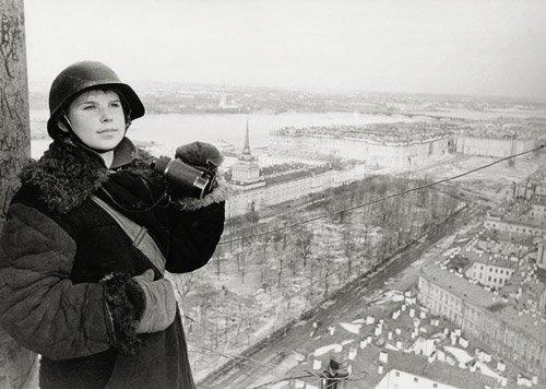 4003: Kudojarow, Boris: Young Guard during Leningrad Bl