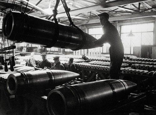 4004: Kudojarow, Boris: Leningrad Blockade: Ammunition