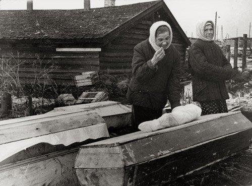 4011: Kudojarow, Boris: Leningrad Blockade: The Hard Ye