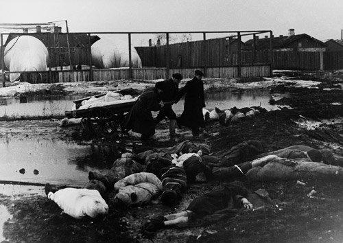 4015: Kudojarow, Boris: Leningrad Blockade: Victims of