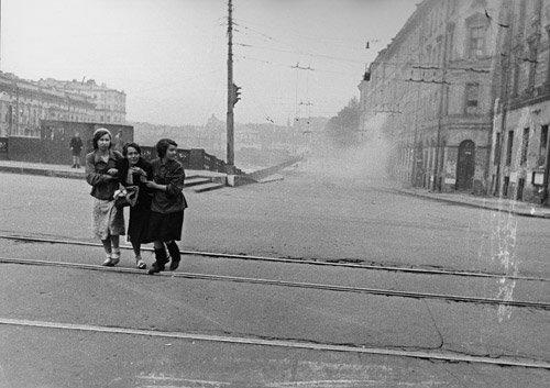 4016: Kudojarow, Boris: Leningrad Blockade: Civilians A