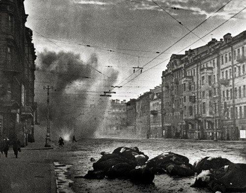 4017: Kudojarow, Boris: Leningrad Blockade: Artillery A