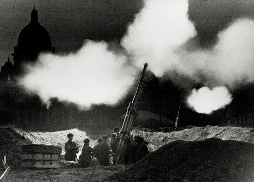 4023: Kudojarow, Boris: Leningrad Blockade: Soviet Defe