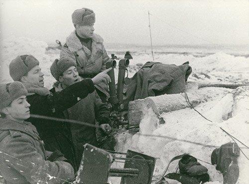 4024: Kudojarow, Boris: Leningrad Blockade: Breaking th