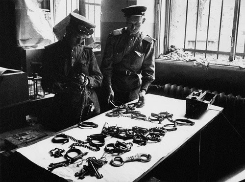4088: Chaldej, Jewgeni: Gestapo Headquarters Berlin - 2