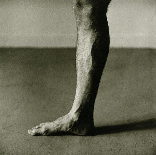 4351: Hujar, Peter: Paul's Leg
