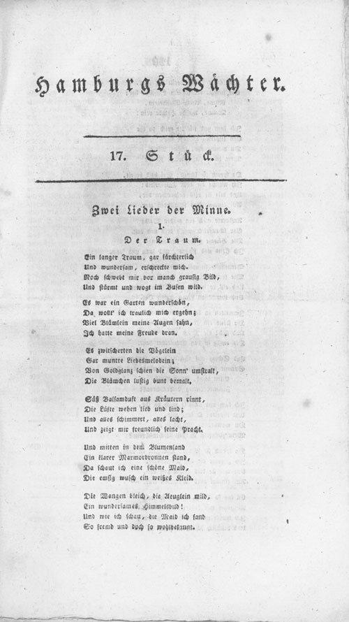 2159: Hamburgs Wächter: 1-78. Stück