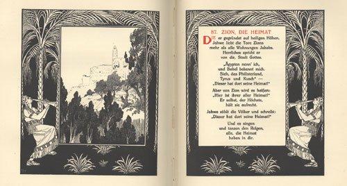 3557: Lilien, E. M.: Die Bücher der Bibel