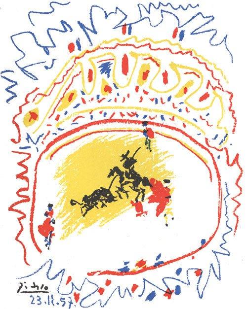 3690: Hommage à Picasso: