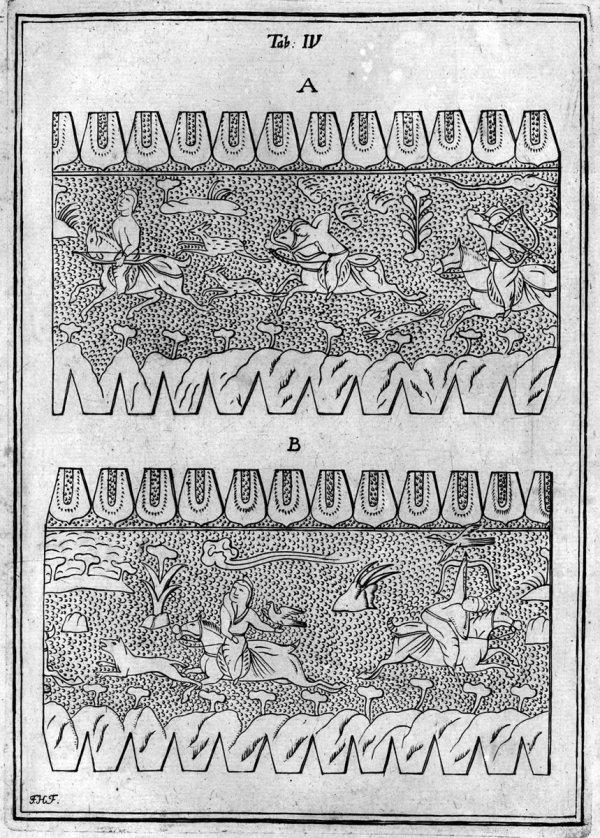 415: Strahlenberg, Ph. J. von: Das Nord- und Ostliche T