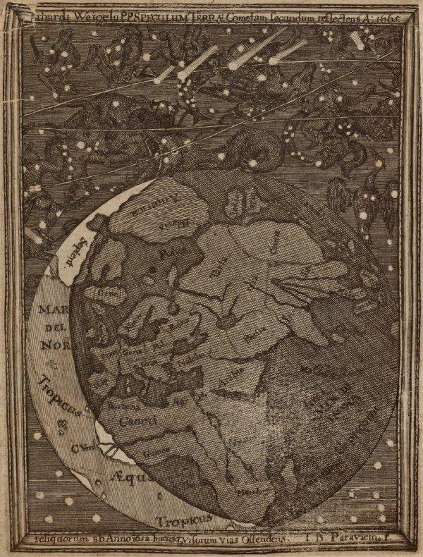 417: Weigel, Erhard: Speculum terrae