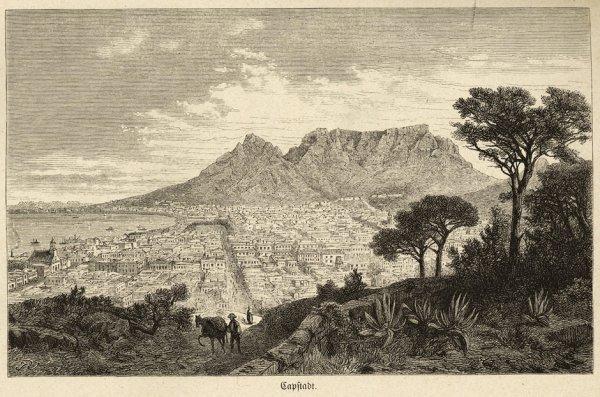 420: Holub, E.: Sieben Jahre in Süd-Afrika