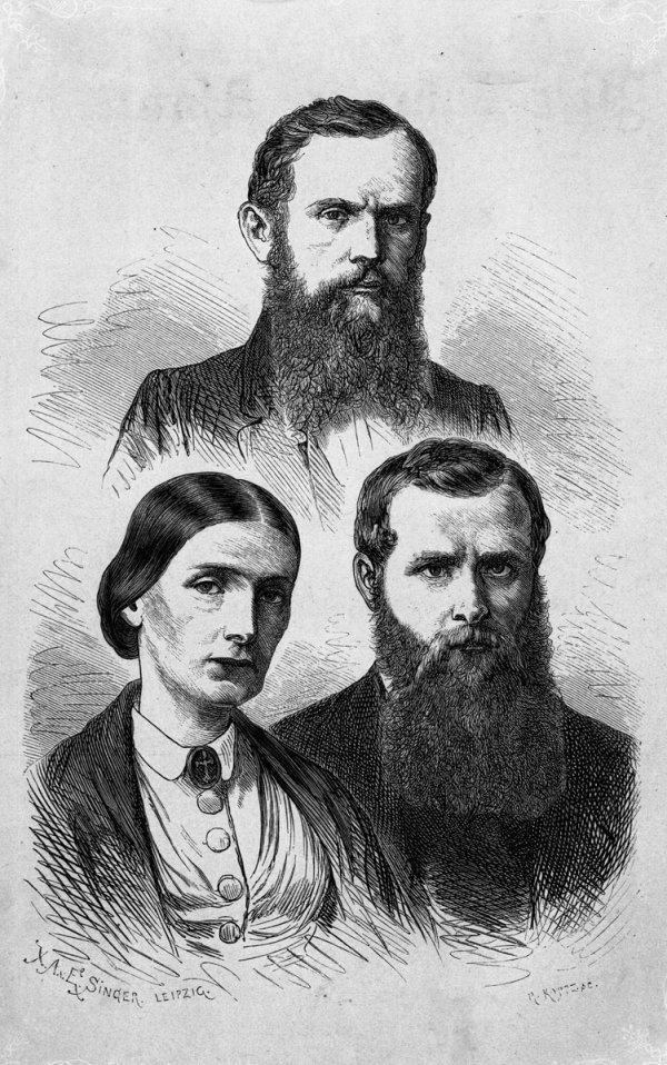 422: Ramseyer, Fr.A. und J. Kühne: Vier Jahre in Asante