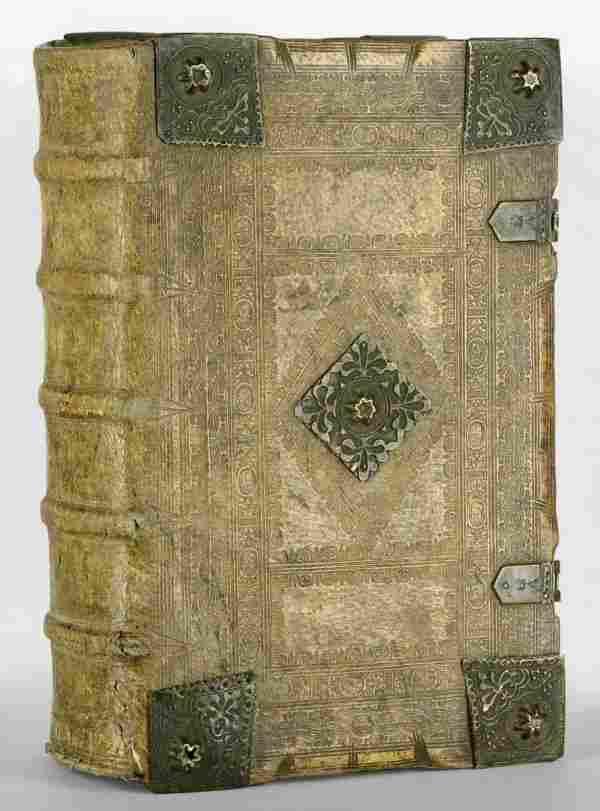 797: Biblia germanica: Zürich, Gebrüder Bodmer, 1667