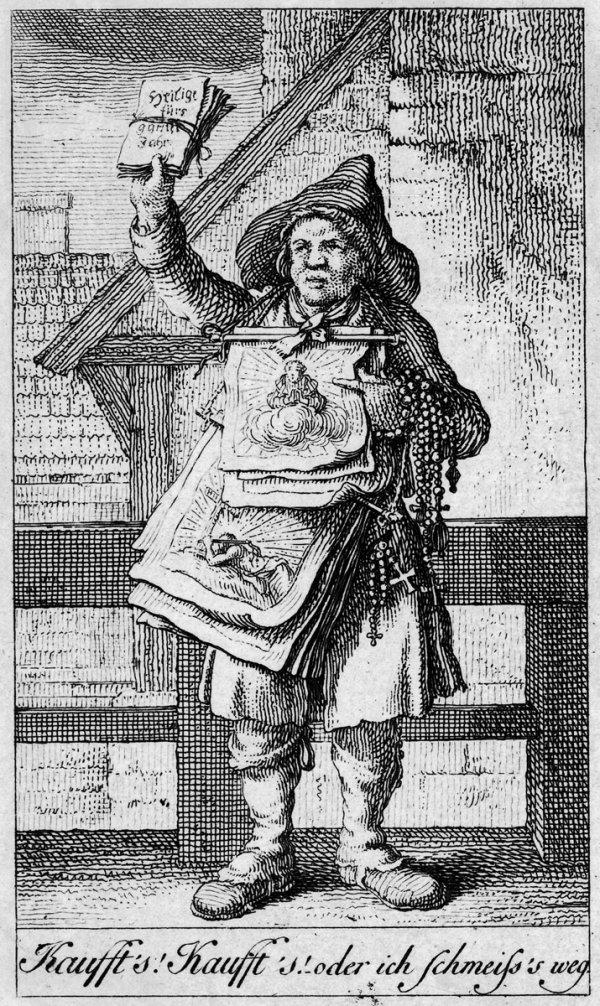 1411: Bretschneider,  H. G.: Almanach der Heiligen
