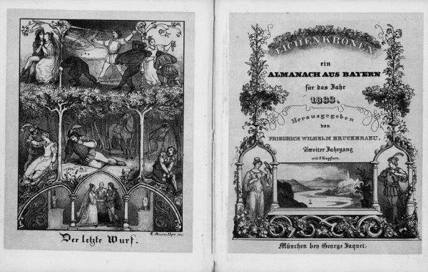 1414: Eichenkronen: Ein Almanach aus Bayern