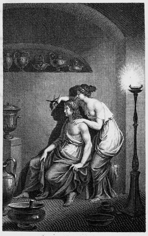 1419: Iris: Ein Taschenbuch, 4 Jgge
