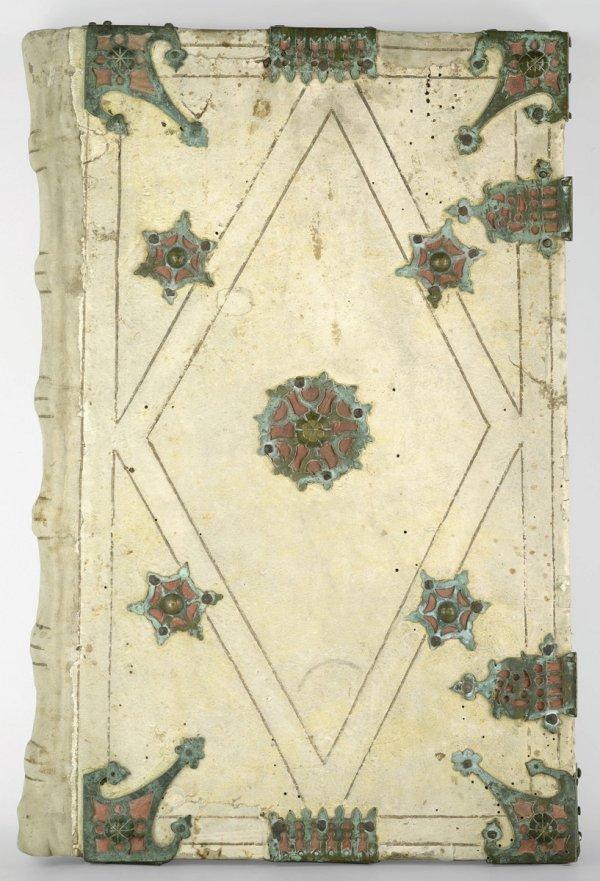 1492: Spanische Einbanddecke: des frühen 17. Jahrhunder