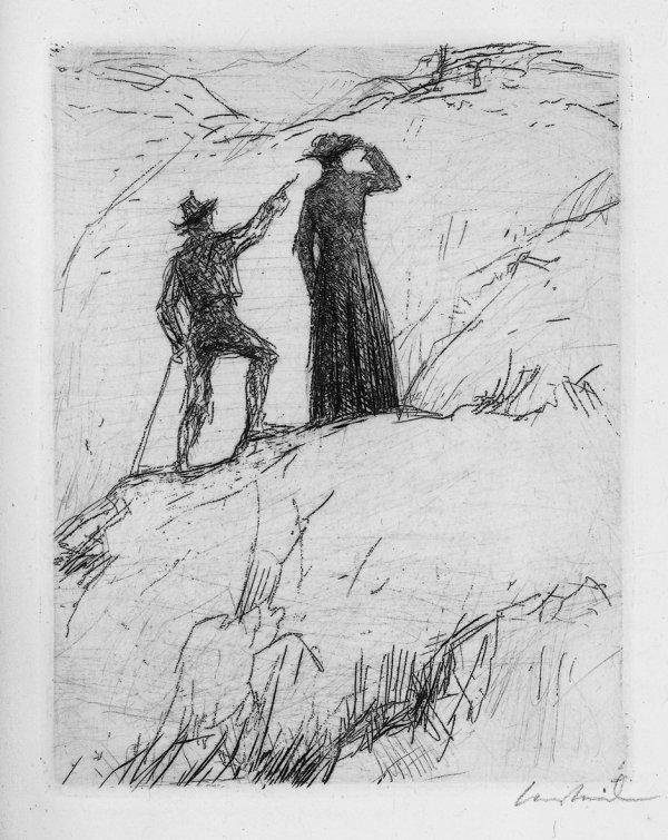2797: Hauptmann, Gerhart: Der Ketzer von Soana