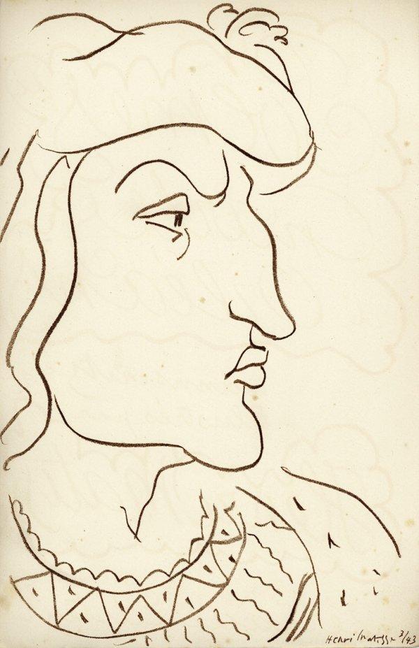 3007: Charles d'Orléans: Poèmes, Manuscrits illustrés p