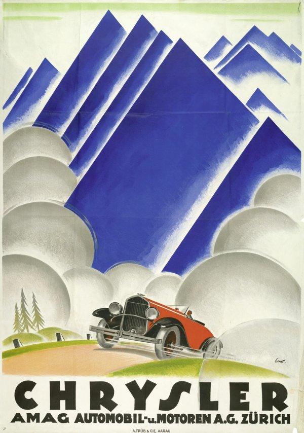 3878: Ernst, Otto: Chrysler
