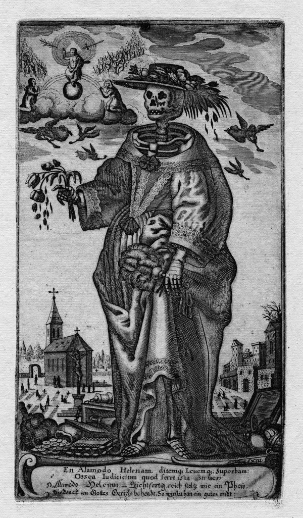 5009: Altzenbach, Gerhard: Der Tod als Edelmann und Ede