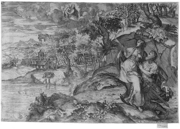 5013: Angolo del Moro, Marco: Die tiburtinische Sibylle