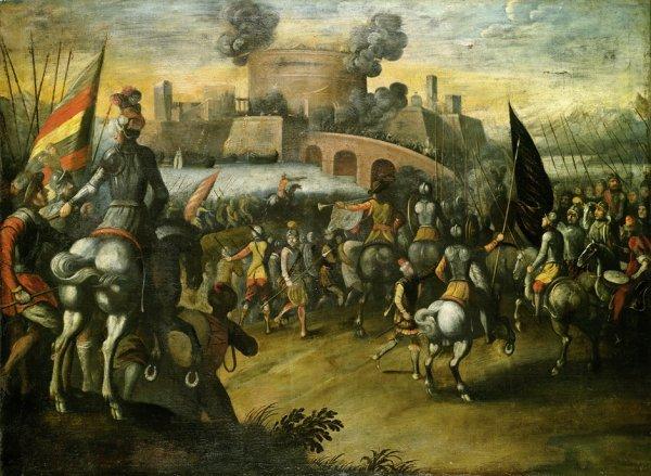 6009: Tempesta, Antonio - Nachfolge: Die Erstürmung der