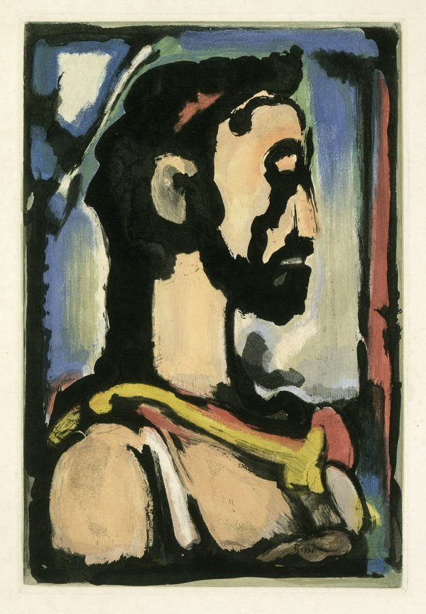 8355: Rouault, Georges: Passion