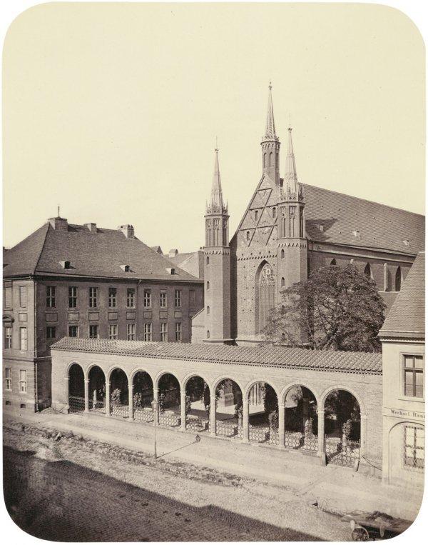 4006: Ahrendts, Leopold: Kloster Kirche, Berlin
