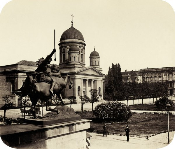 4010: Ahrendts, Leopold: The Old Dome, Berlin
