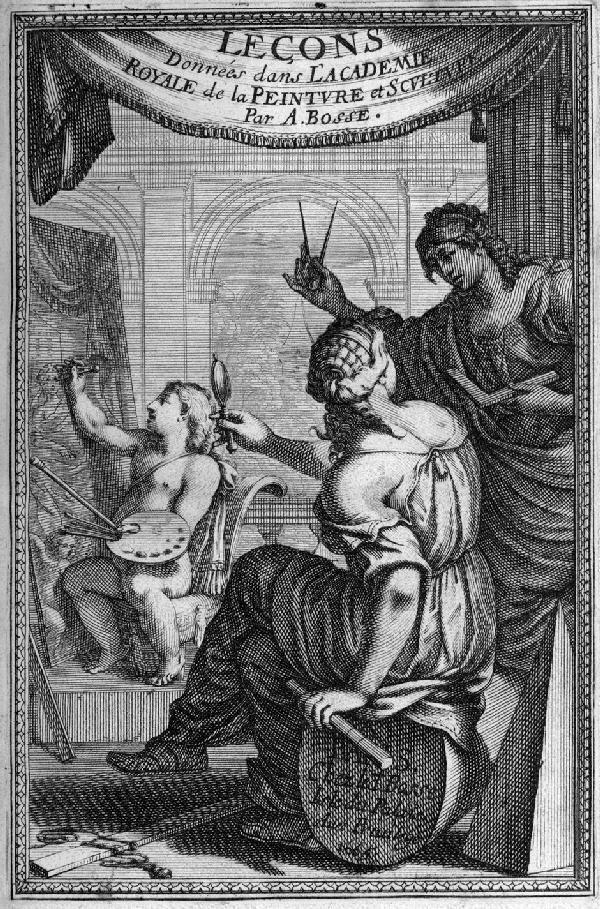 961: Bosse, Abraham: Traité des practiques geometrales.